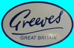 GREEVES - TANK - TRANSFER - 1960'S - D56034